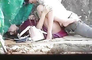 Después de ser atrapada, lesbianas follando con tios Stacy Silver es follada duro