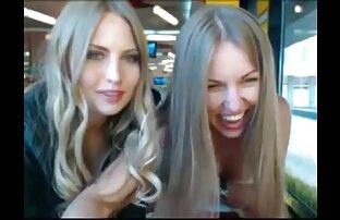 Dos lesbianas follando videos cortos putas comparten una polla de ébano