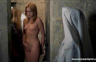 Lencería lesbianas follando en hotel Heather